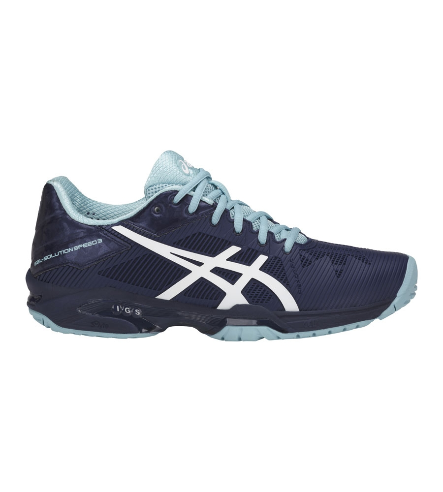 Asics Gel-Solution Speed 3 All Court Women's Tennis Shoe