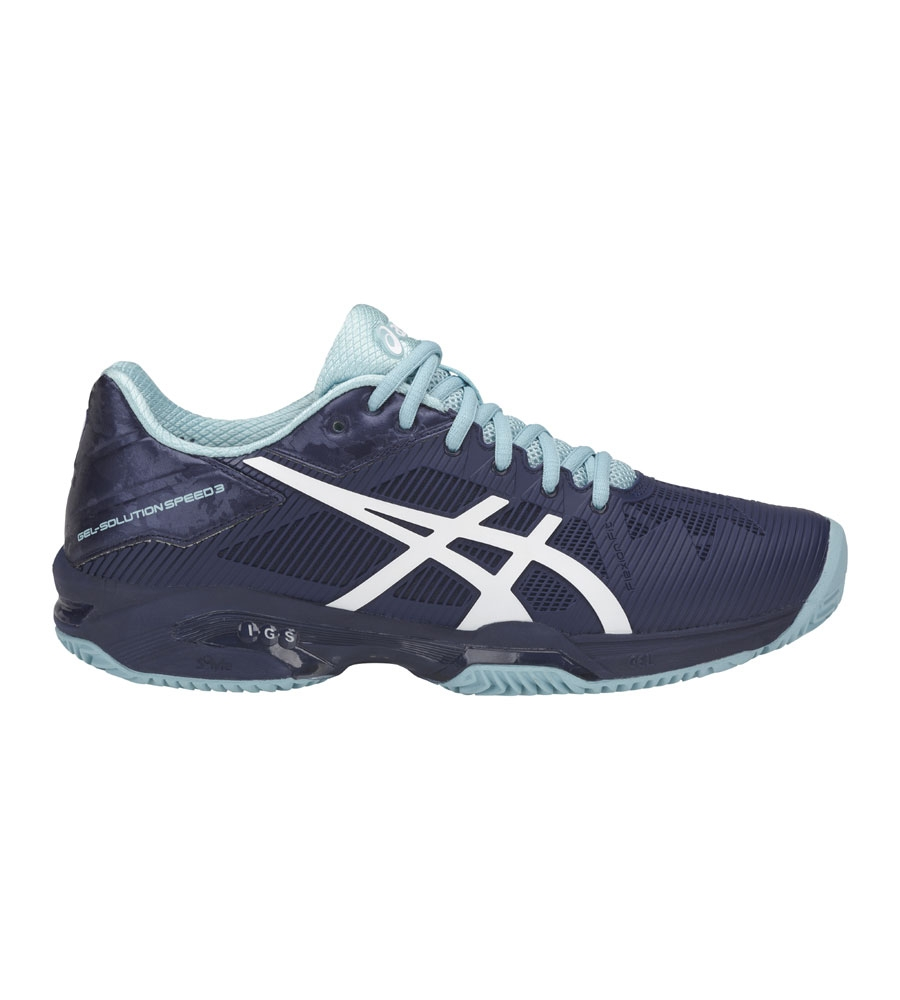 Asics Gel-Solution Speed 3 Clay Women's Tennis Shoe
