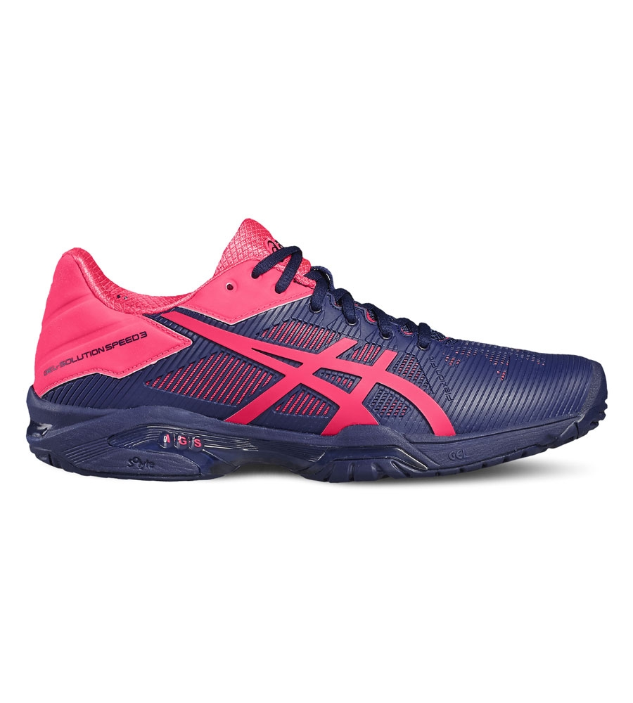 07988baa Asics Gel-Solution Speed 3 All Court Women's Tennis Shoe